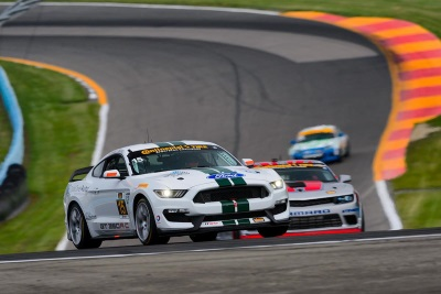 Shelby GT350R-C Qualifies on Pole In IMSA Competition Debut at Watkins Glen