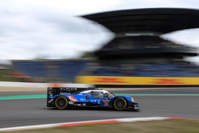 Signatech Alpine Matmut Claim A Second Podium Through Sheer Perseverance