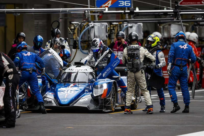Signatech Alpine Makes Successful Return To Action With Second Place In Mexico