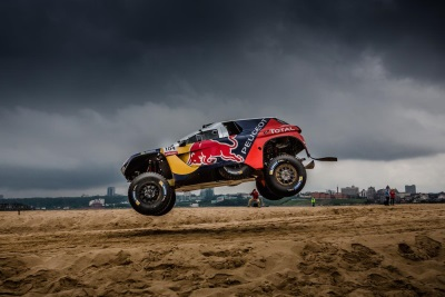 2016 SILK WAY RALLY: NEW HORIZONS AS TEAM PEUGEOT TOTAL RESUMES ITS CROSS-COUNTRY RALLY PROGRAMME