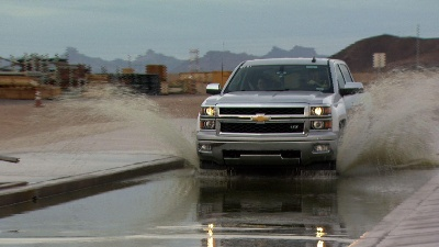 Silverados Benefit From 12.5 Million Miles Of Durability Testing