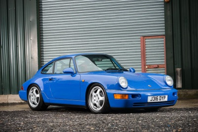 FROM PORSCHE TO PANTERA, SILVERSTONE AUCTIONS IS REVVING UP FOR A PACKED SILVERSTONE CLASSIC SALE