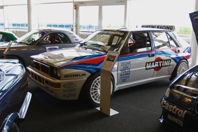 Ex Juha Kankkunen Lancia Delta Integrale Evo Auctioned For Nearly Double Its Lower Estimate At Silverstone Classic