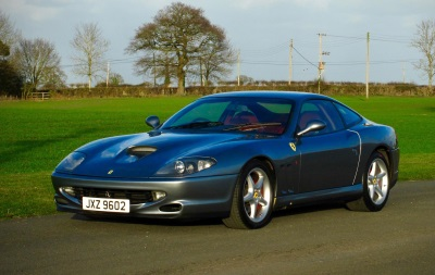 WORLD SPEED RECORD FERRARI FOR SALE WITH SILVERSTONE AUCTIONS