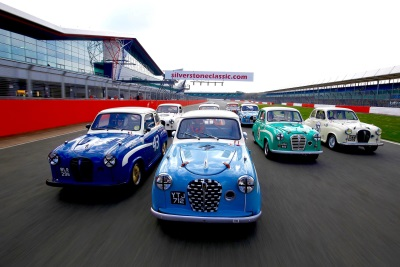 Celebrity Teams Confirmed For Silverstone Classic Race