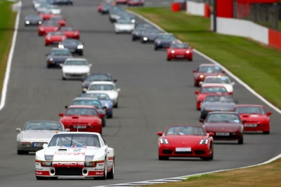 IT'S OFFICIAL: MORE RECORDS TUMBLE AT THE SILVERSTONE CLASSIC