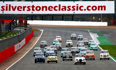 The Silverstone Classic: A Power For Good