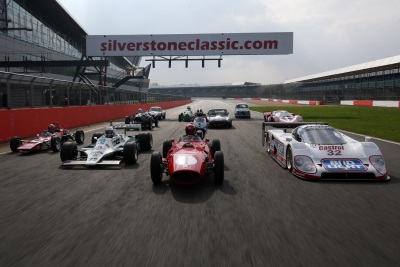 Silverstone Gears Up For Another Sizzling Classic