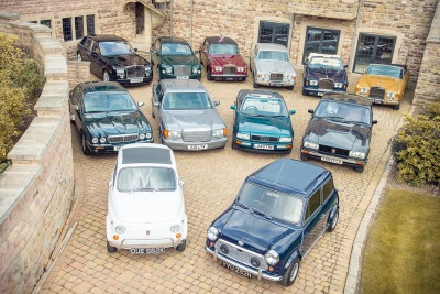 123 CARS FOR AUCTION AT THE CLASSIC MOTOR SHOW SALE