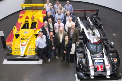 HIGH PRAISE FOR FORTHCOMING SILVERSTONE CLUSTER REPORT FROM REGION'S INFLUENTIAL ENGINEERING FIGURES