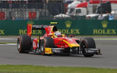 KING REIGNS SUPREME FOR HOME WIN AT SILVERSTONE