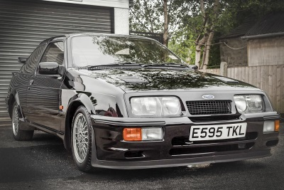 Low Mileage Lots Line-Up At Silverstone Classic Sale