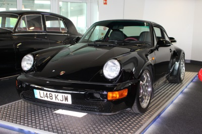 Porsche 911 Turbo S Leichtbau Breaks Half Million Barrier At Silverstone Auctions' May Sale