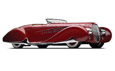 SIXTY EXCEPTIONAL CARS TO TELL THE STORY OF THE AUTOMOBILE AT THE 2014 CONCOURS OF ELEGANCE