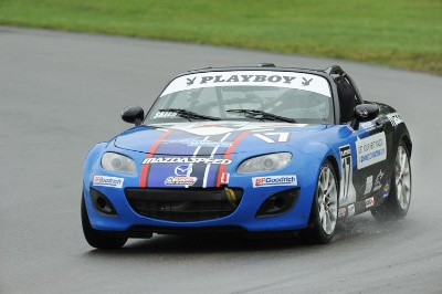 SKEER TAKES A WET AND WOOLY MAZDA MX-5 CUP WIN AT MID-OHIO