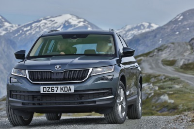 Double Delight For Skoda At The 2018 Parkers New Car Awards