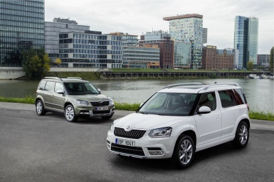 HIGH DEMAND FOR YETI CONTINUES AS ŠKODA EXPANDS FACTORY CAPACITY  .