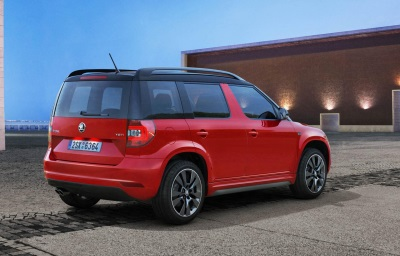 ŠKODA BUYERS GET 'THE FULL MONTE' WITH EXPANDED YETI MONTE CARLO RANGE