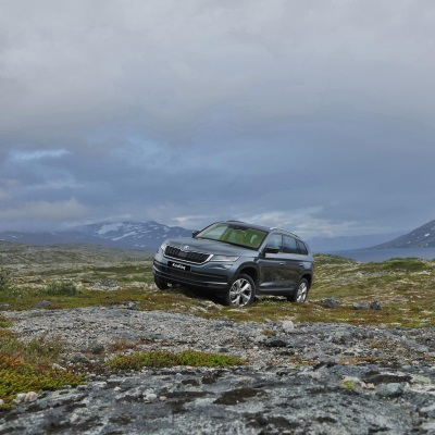 MOST EXTREME SCHOOL RUN IN DEMAND FOR KODIAQ ADVENTURE