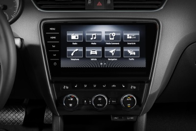 ŠKODA OCTAVIA WITH NEW ASSISTANCE SYSTEMS AND SUPERIOR CONNECTIVITY SERVICES
