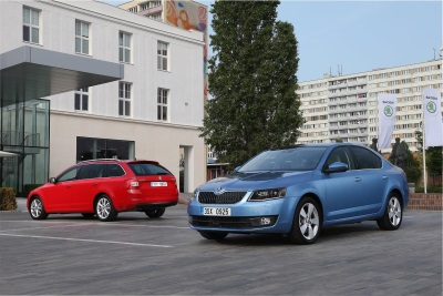 HIGH-TECH UPDATE FOR THE ŠKODA OCTAVIA: COMPACT TSI AND MODERN DYNAMIC CHASSIS CONTROL (DCC)
