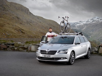 Škoda UK Launches New Brand Campaign With Sir Bradley Wiggins