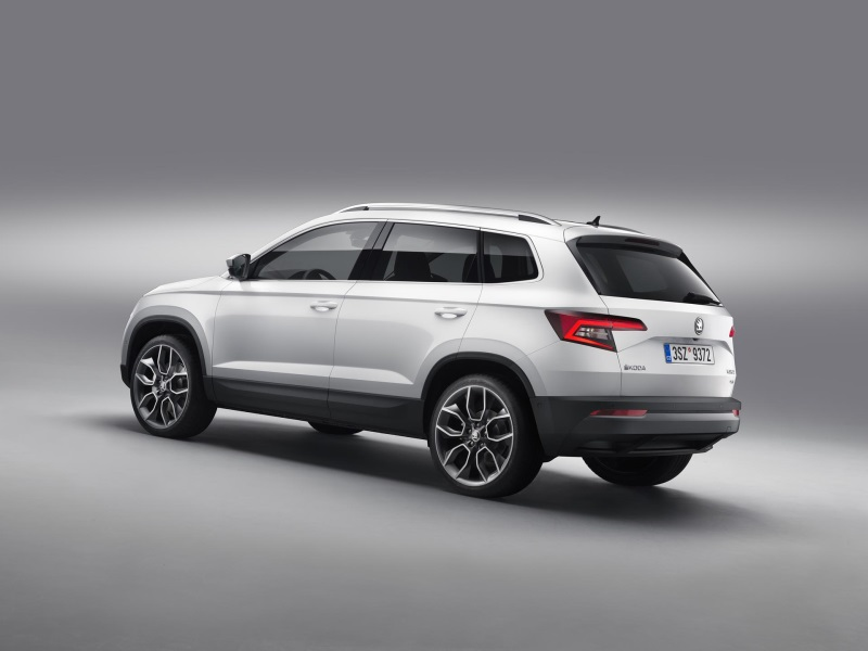 The Škoda Karoq: New Compact SUV With Lots Of Space And State-Of-The-Art Technology