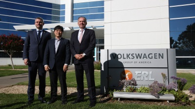 President And Deputy Prime Minister Of The Slovak Republic Tour Electronic Research Lab In Silicon Valley