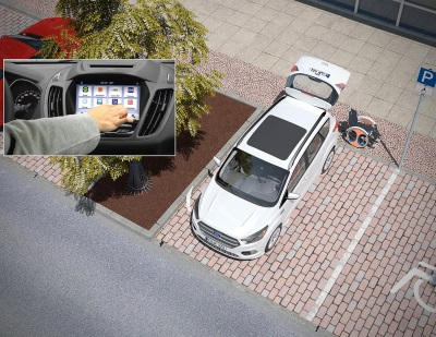 STEP ON IT! SMART DEVICE THAT GOES WHERE CARS CAN'T IS AMONG EMPLOYEE INNOVATIONS DESIGNED TO IMPROVE MOBILITY