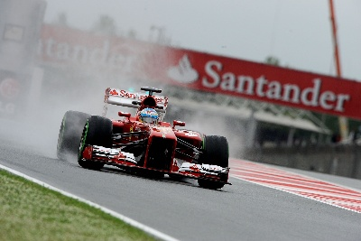 Spanish Gp - Promising Validation Work For Alonso And Massa