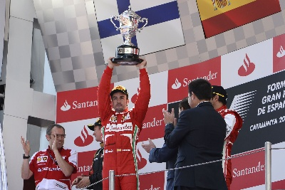 SPANISH GP - A TEAM VICTORY