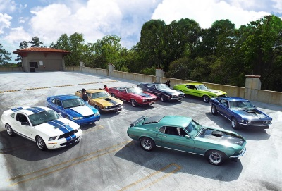 Passion For Speed Collection Of Classic Mustangs Ignited By Trade Of Family's Pet Pony For Iconic Pony Car