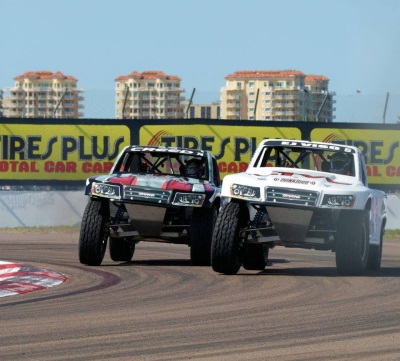SPEED Energy Stadium Super Trucks Presented by TRAXXAS join track lineup for 2016 Firestone Grand Prix of St. Petersburg