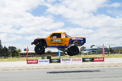 SPEED ENERGY FORMULA OFF-ROAD PRESENTED BY TRAXXAS STARTING 2015 SEASON IN AUSTRALIA