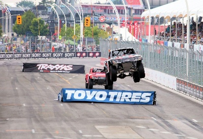 SPEED ENERGY FORMULA OFF-ROAD PRESENTED BY TRAXXAS RETURNS TO LAS VEGAS FOR SEASON FINALE