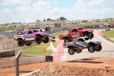 SPEED ENERGY STADIUM SUPER TRUCKS PRESENTED BY TRAXXAS JOIN TORC SERIES FOR CHARLOTTE MOTOR SPEEDWAY STOP