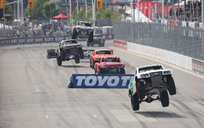 SPEED ENERGY STADIUM SUPER TRUCKS PRESENTED BY TRAXXAS RETURNS TO ST. PETERSBURG GRAND PRIX FOR TWO RACES MARCH 27-29