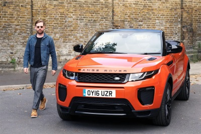 SPOTIFY FOR JAGUAR LAND ROVER IS PUT TO THE TEST BY KAISER CHIEFS' RICKY WILSON AND ARTIST EXAMPLE AHEAD OF LAUNCH