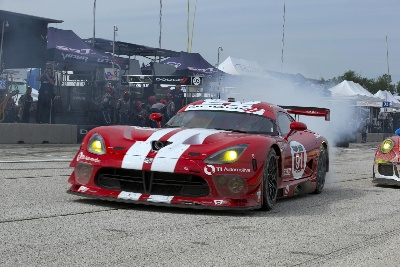 SRT MOTORSPORTS PRE-RACE REPORT - LONE STAR LE MANS AT CIRCUIT OF THE AMERICAS