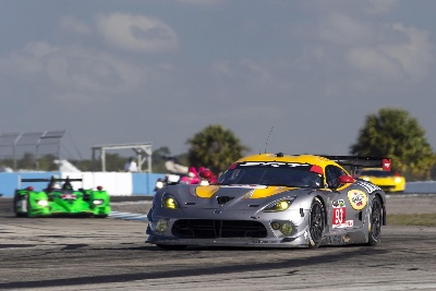 SRT MOTORSPORTS SEBRING WINTER TEST REPORT