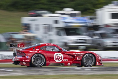 SRT MOTORSPORTS POST-QUALIFYING REPORT - OAK TREE GRAND PRIX AT VIRGINIA INTERNATIONAL RACEWAY