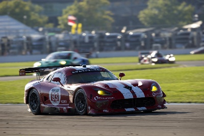 SRT MOTORSPORTS POST-RACE RELEASE - ROAD RACE SHOWCASE AT ROAD AMERICA