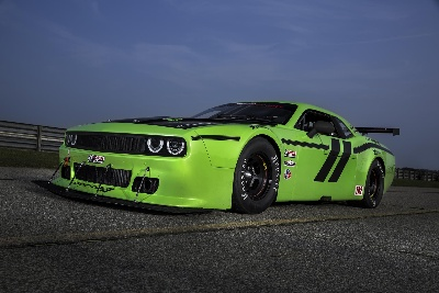 SRT MOTORSPORTS MAKES ITS TRANS AM SERIES DEBUT WITH DODGE CHALLENGER SRT