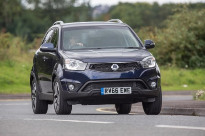 3-2-1….THE COUNTDOWN BEGINS TO TEMPTING AUTUMNAL OFFERS FROM SSANGYONG