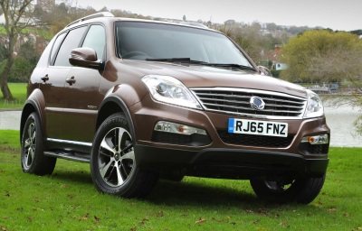 DESIRA BRINGS THE SSANGYONG RANGE TO NORWICH