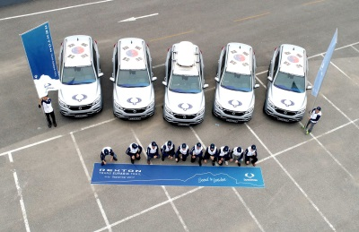 First New Ssangyong Rextons Arrive In The UK - After A 13,000 km 'Test Drive' From Korea