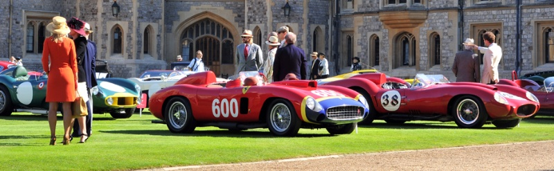 St James's In Central London New Venue For 2013 Concours Of Elegance