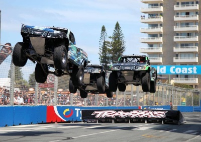 STADIUM SUPER TRUCKS RETURN TO AUSTRALIA WITH THREE EVENTS AT THIS WEEKENDS TOWNSVILLE 400