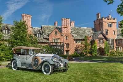 Stan Hywet Hall & Gardens to Become Site of New Concours d'Elegance in 2014