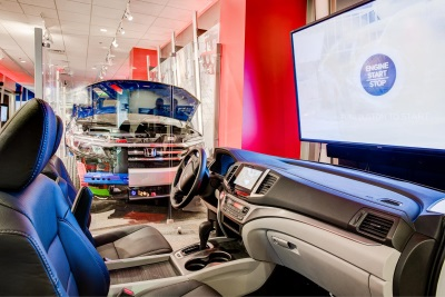NEW STEAM-FOCUSED MOBILITY EXHIBITION OPENING AT COSI